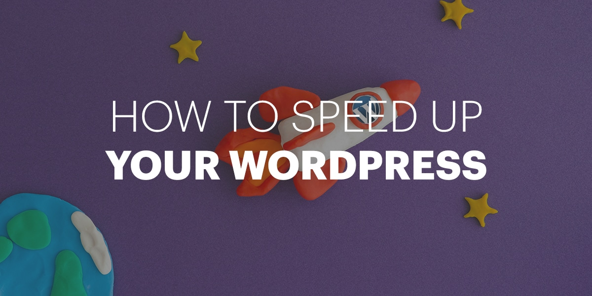 How to come first in WordPress site speed