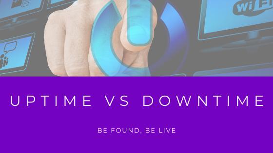 uptime versus downtime