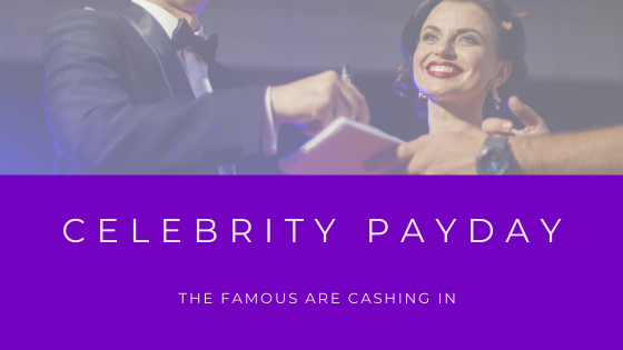 NFTs- non-fungible tokens are popular with celebs